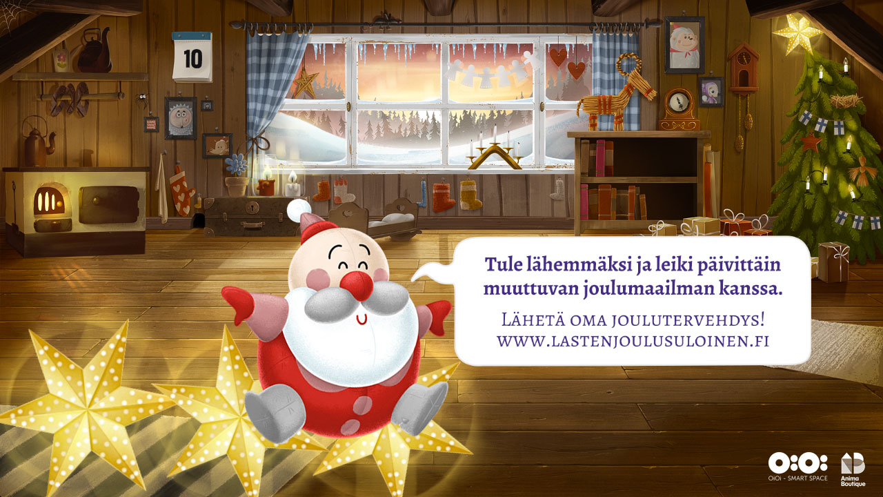 Smart Christmas Calendar screen 1